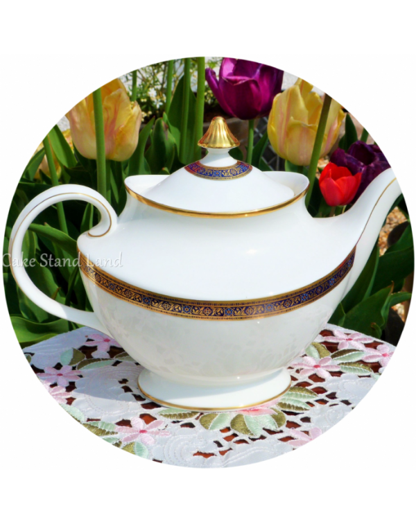 (OUT OF STOCK) ROYAL DOULTON HARLOW VINTAGE TEAPOT